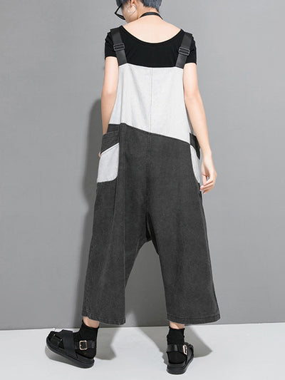 Charter School Strapped Overalls Dungaree