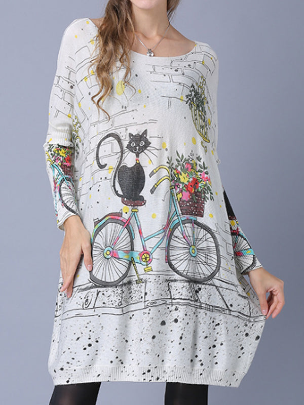 Roaming Garden Sweater