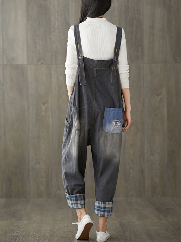 Park Yard Overall Dungarees