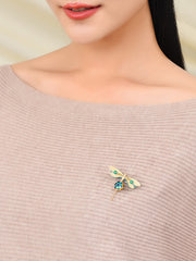 Where Dragon Fly Brooch