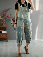 Love Is Here Overalls Dungarees
