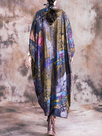 Resounding Wow Kaftan Dress