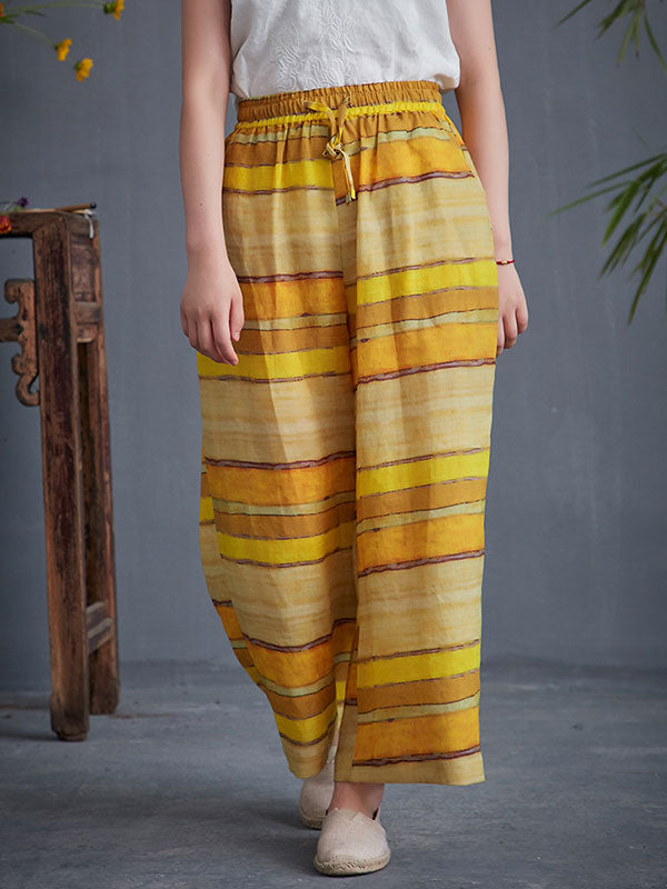 Sunkissed Wide Leg Pants