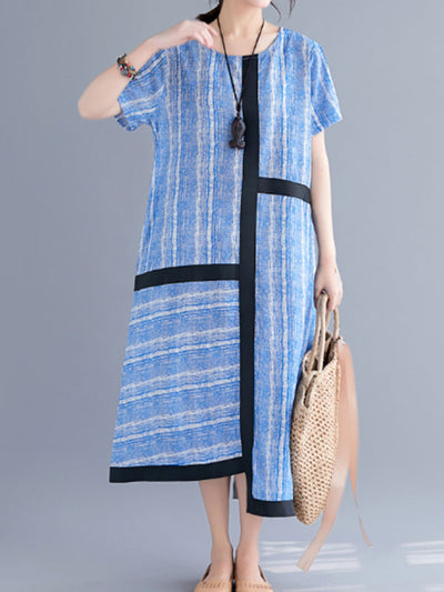 Optimistic Effect Midi Dress