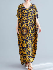 Your Own Self Kaftan Dress