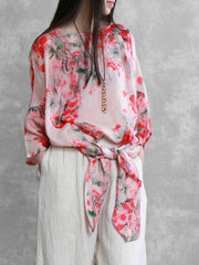 Love The Moments High-Low Tunic Top