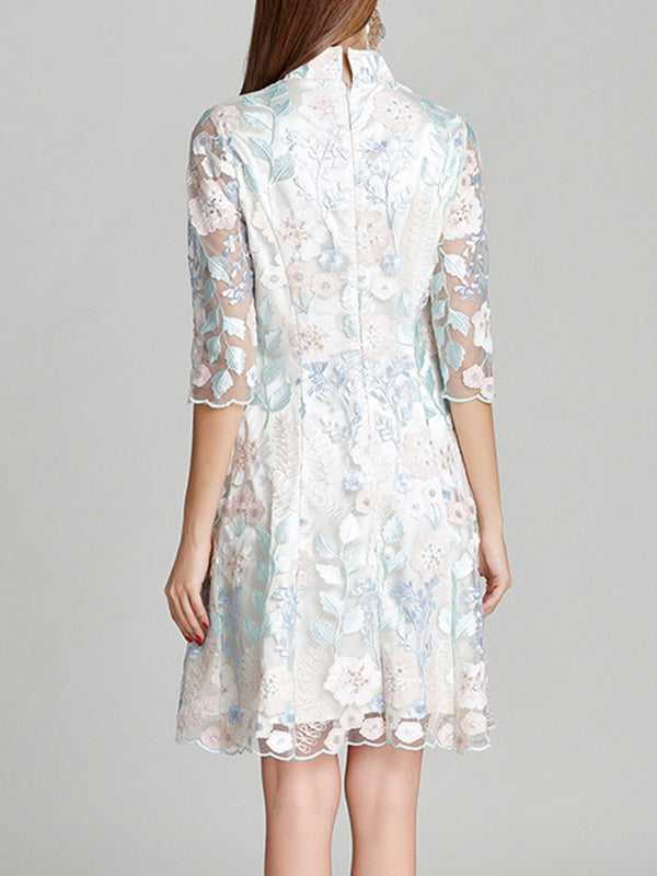 Dim Love Lace Dress