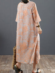 Living Lightheartedly Midi Dress