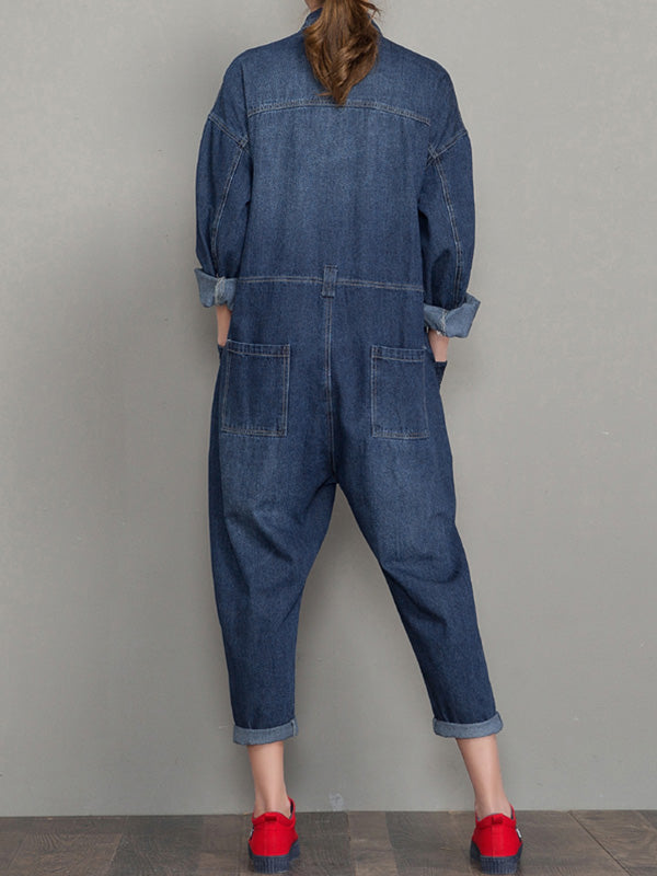 Star Ahead Overalls Jumpsuits