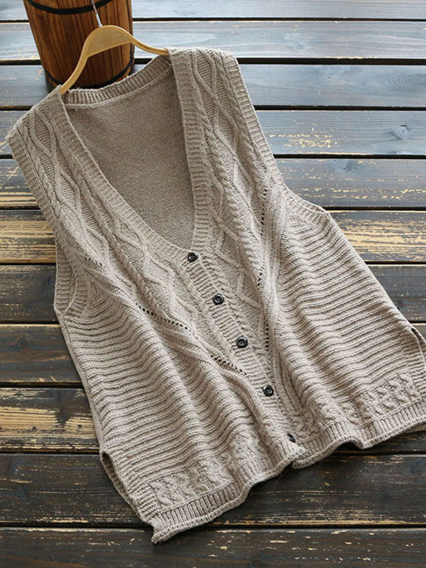 Layer Lover Twofer Cardigan Sweater Vest