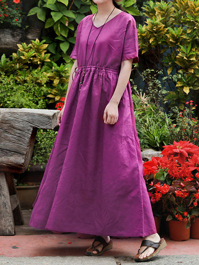Dignity on Display Smock Dress