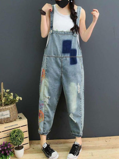 Babylon Cotton Overalls Dungaree