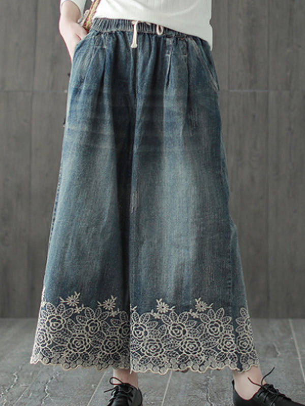 Skye Wide Leg Pants