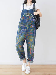 Crazy Style Dungarees
