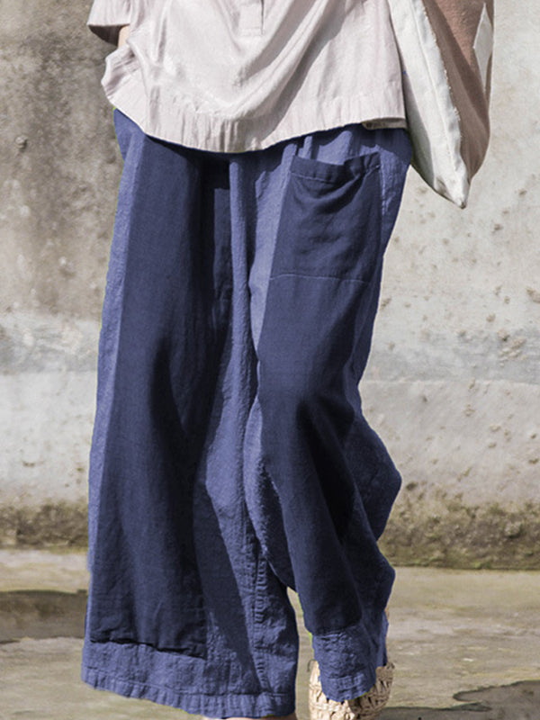 Drizzling Wide Leg Pants