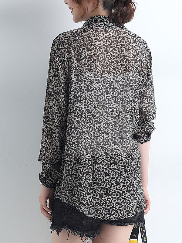 Stating the Fox Button-Up Top