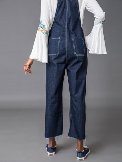 Denim Blues Overall Dungarees