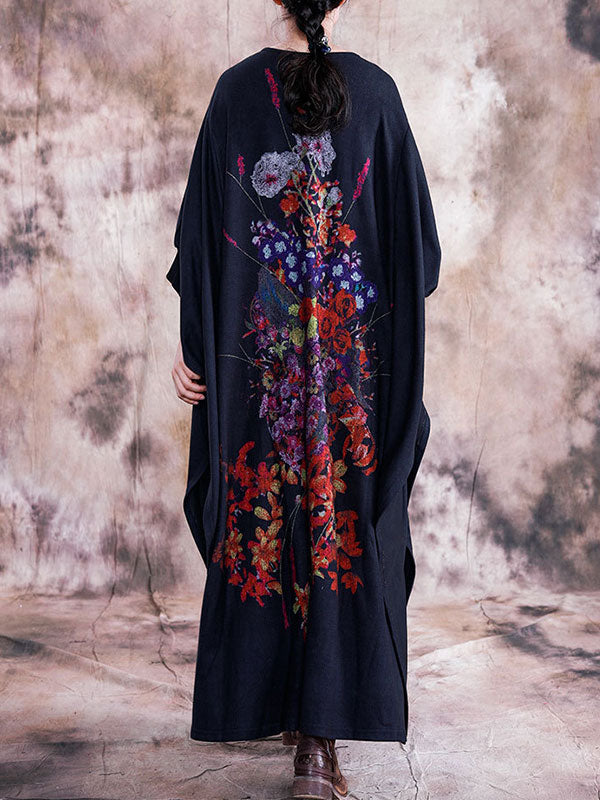Illuminated Elegance Kaftan Dress