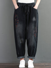 Letitia Dark Washed Pants