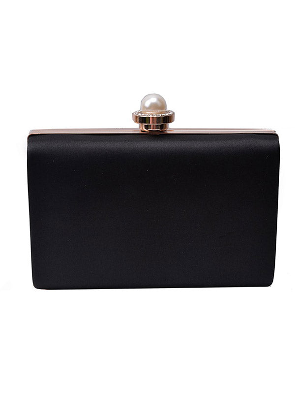 Luxury Pearls Clutch