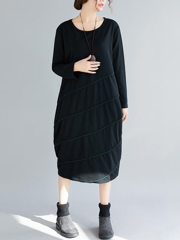 Down To Ride Cotton Midi Dress
