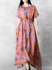 Freedom Happiness A-Line Dress