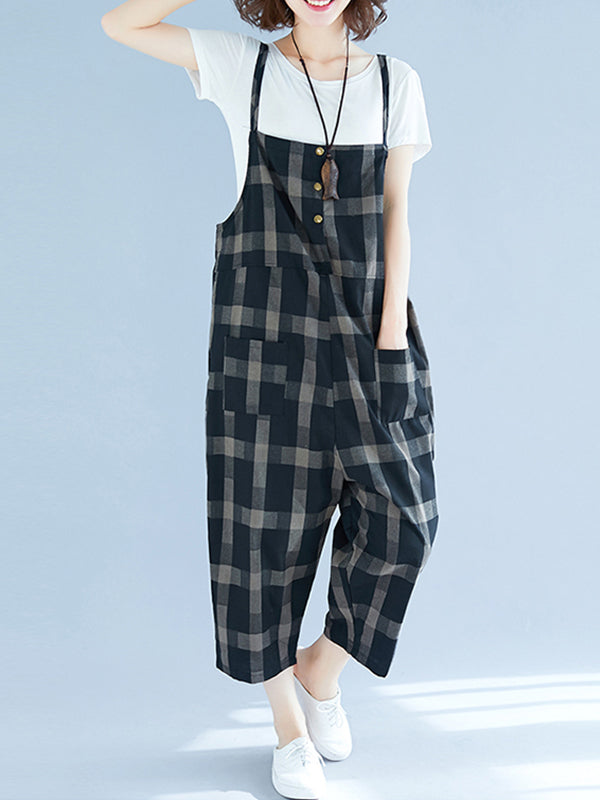 Contemporary Overall Dungarees
