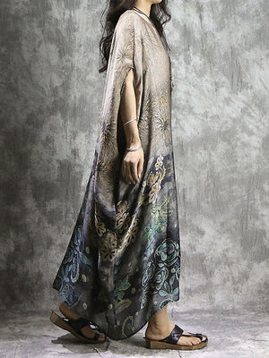 Grotto Kaftan Dress
