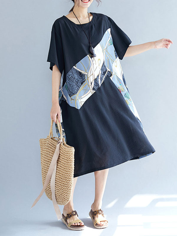 Storied Season Cotton Midi Dress
