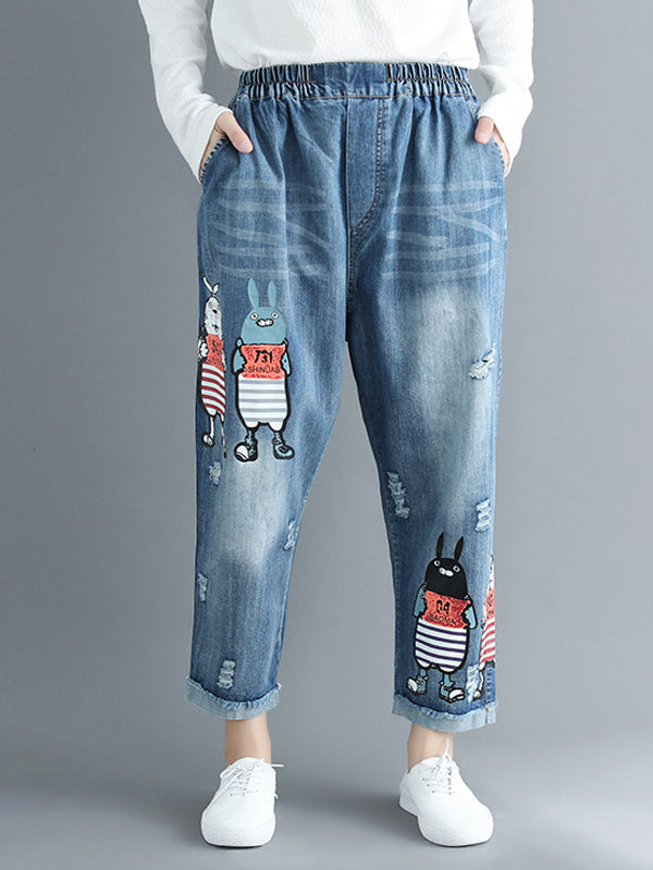 Robot Way Pants