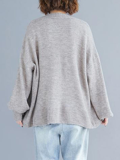 Pointelle the Way Cotton Cardigan Sweater