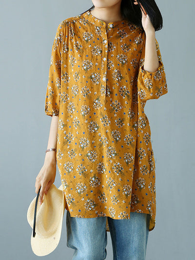 Easily Leisurely Tunic Top
