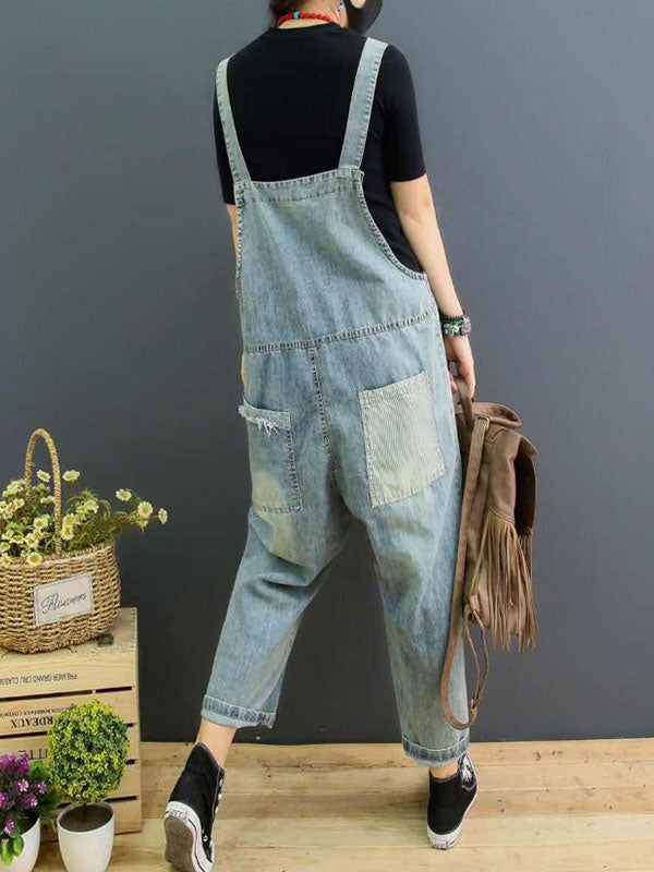 Juliana Cotton Overalls Dungaree