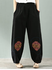 Ambush Hippie Cotton & Linen Pants