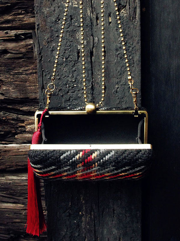 Chevron Clutch