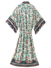 Gone With The Wind Gown Kimono Robe