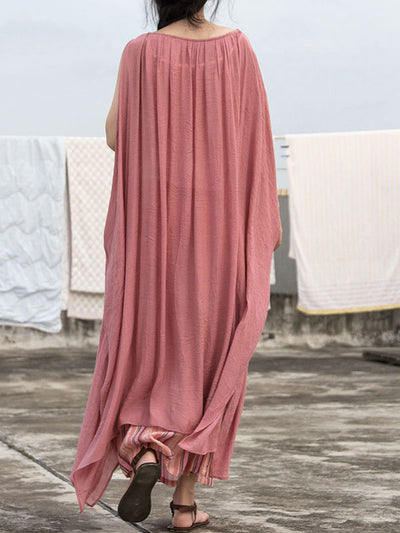Sweeping Entrance Maxi Dress