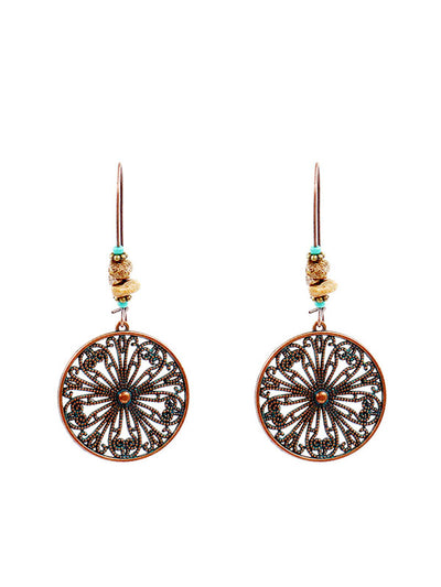 Round and Round Earrings