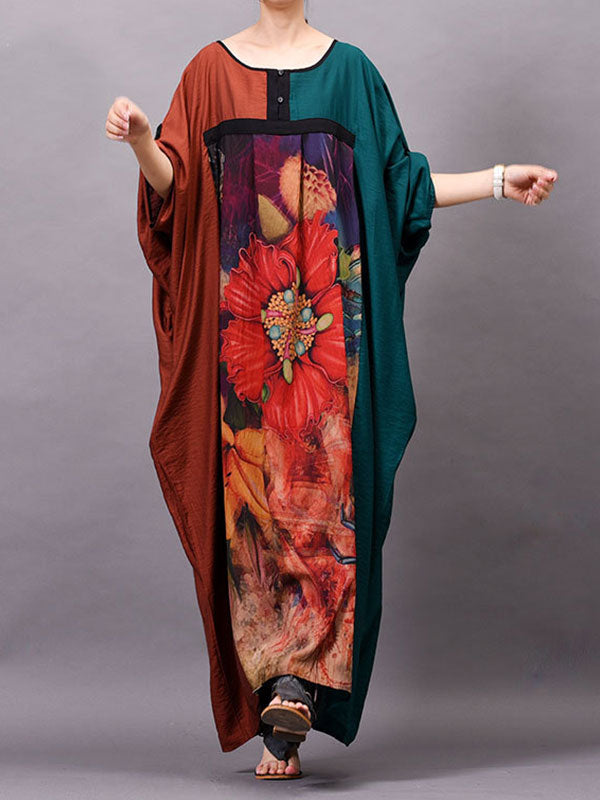 Classic Captivation Kaftan Dress