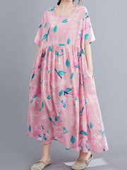 You Can Breathe Smock Dress
