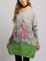 Going On Vacations Sweater Top
