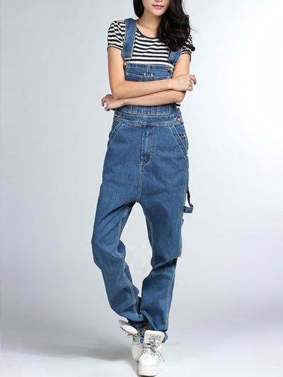 90's Style Overalls