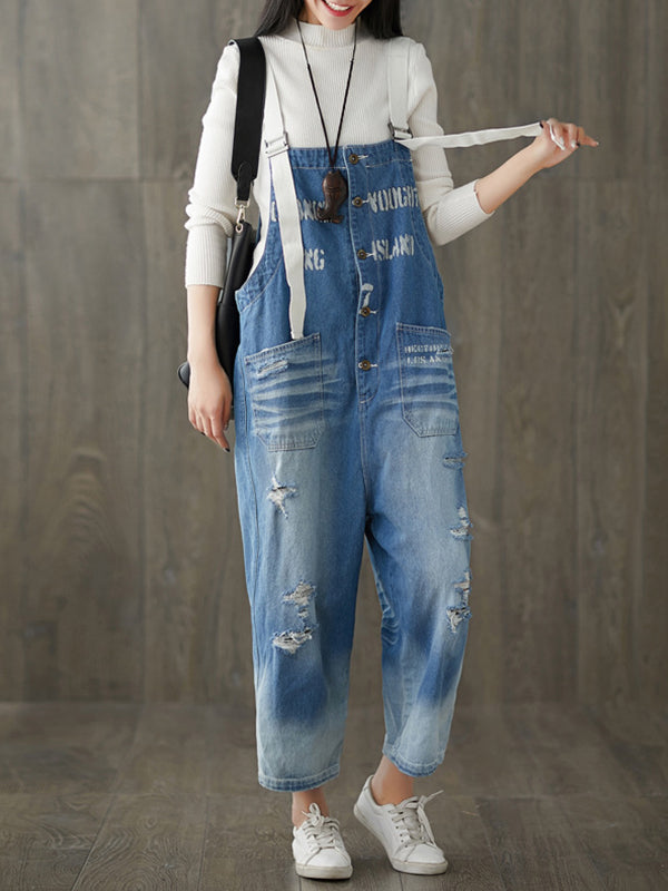 Pamela Overall Dungarees