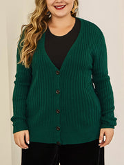 Mobility Boxy Cardigan Sweater