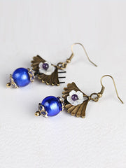 Flying Flora Wings Earrings