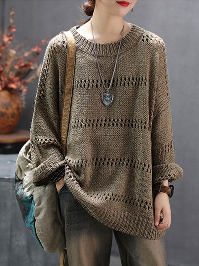 A Webful Idea Sweater Top