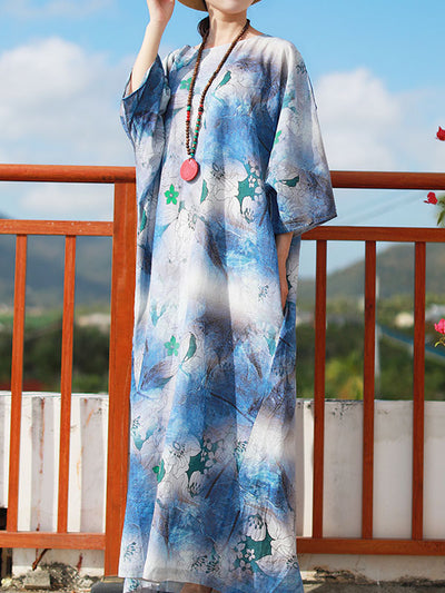 Essence of Presence Maxi Dress
