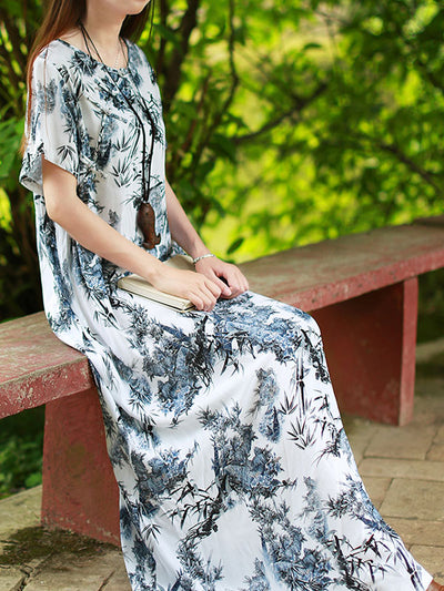 Growing Adoration Maxi Dress