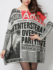 The Party Over Sweater Top