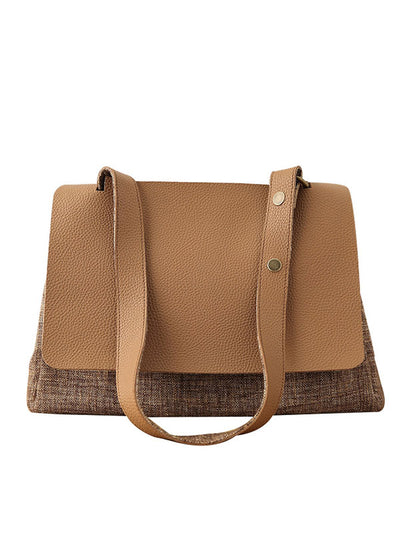 Moving Forward Shoulder Bag